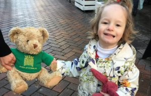 Rosie Requests Support for Poppy Martin