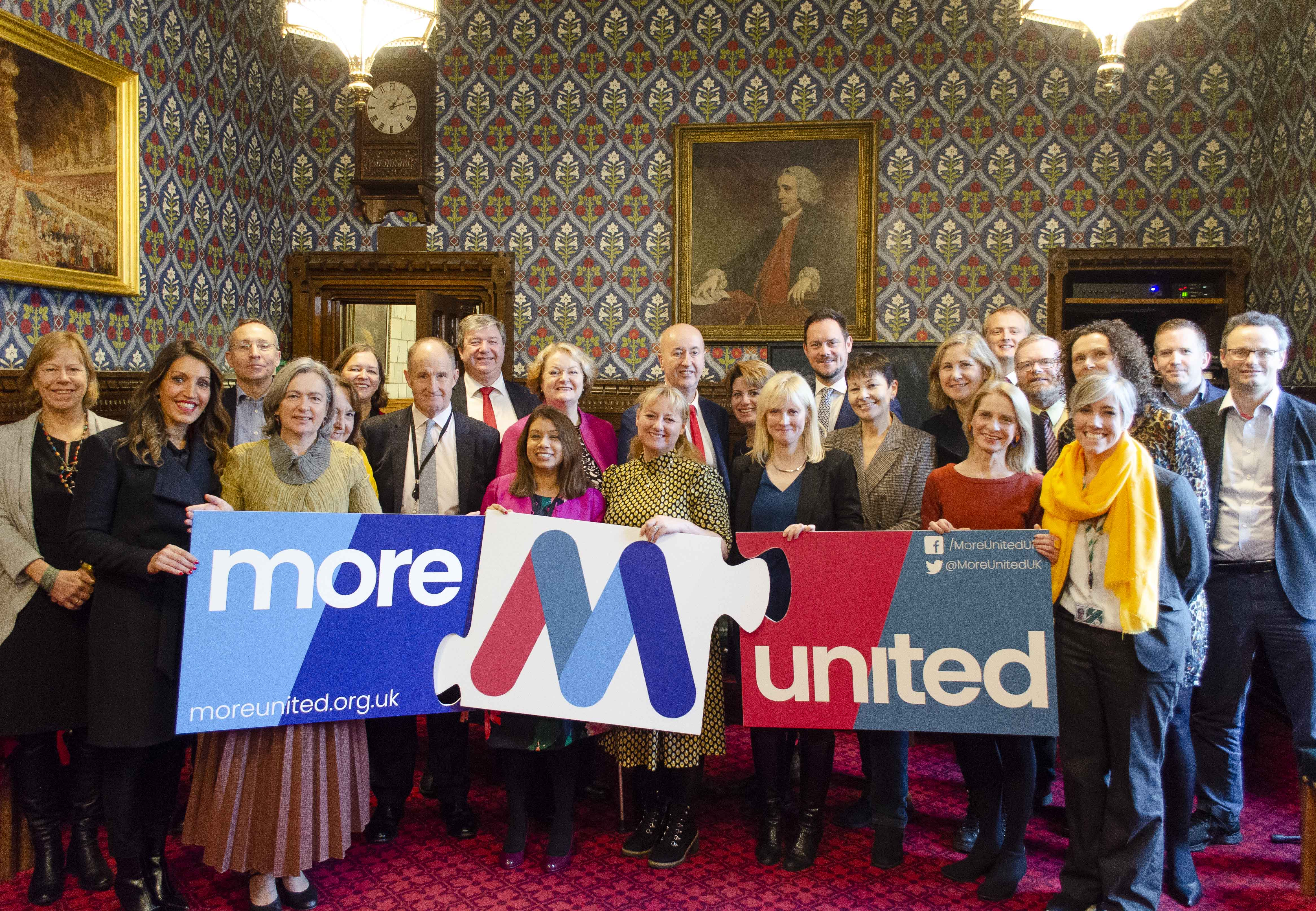 PRESS RELEASE: More United Network launch